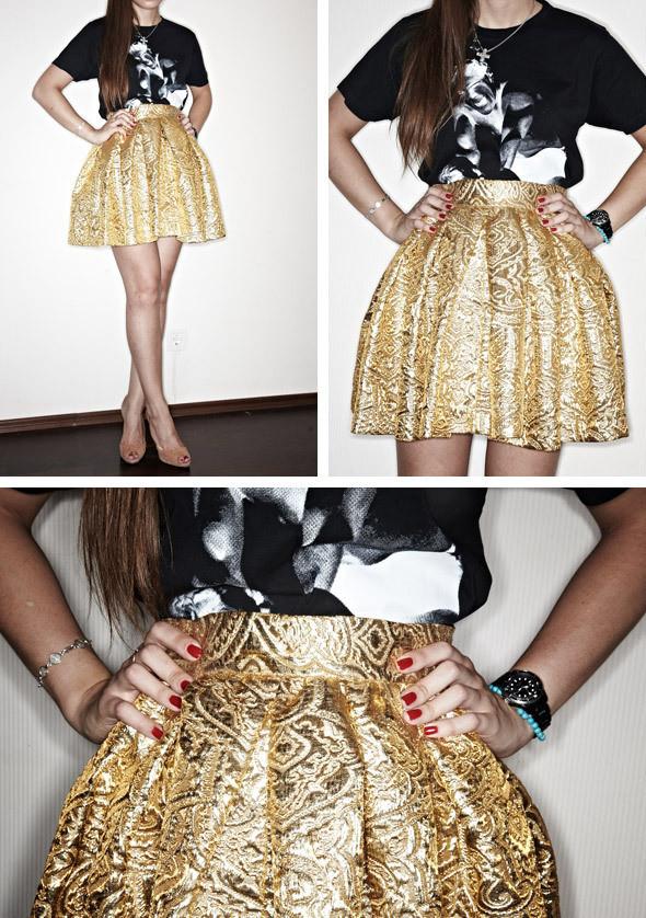 Изображение 10. Гардероб: Анастасия Сирота, редактор моды журнала Glamour.. Изображение № 9.