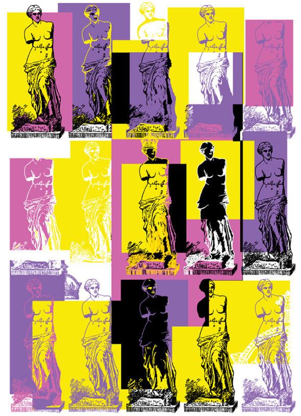 Pop-art. Яркий мир. Изображение № 6.