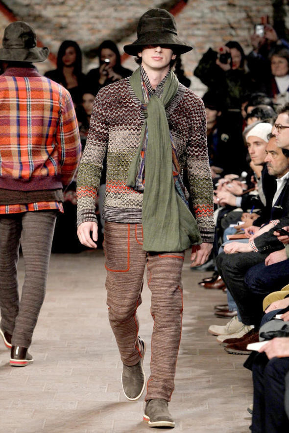Изображение 76. Milan Fashion Week. Часть 1.. Изображение № 92.