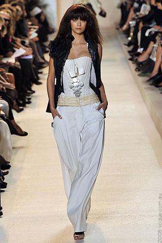 Top-10 SS09 collections (Paris FW) поверсии Style. com. Изображение № 66.