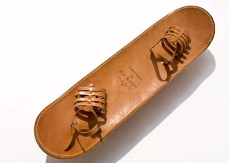 Скейтборд-сандалии. Изображение № 1.