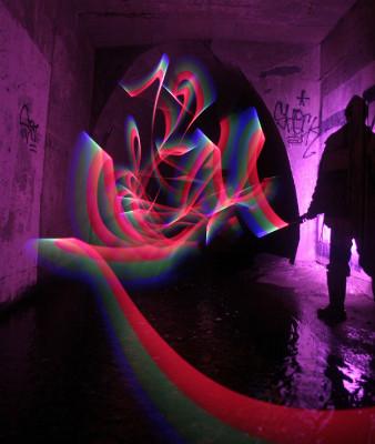 Да будет свет: 7 мастеров по световым граффити. Изображение № 40.