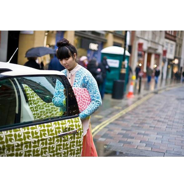 Изображение 70. На полях: 10 тенденций уличного стиля с прошедших недель моды.. Изображение № 70.