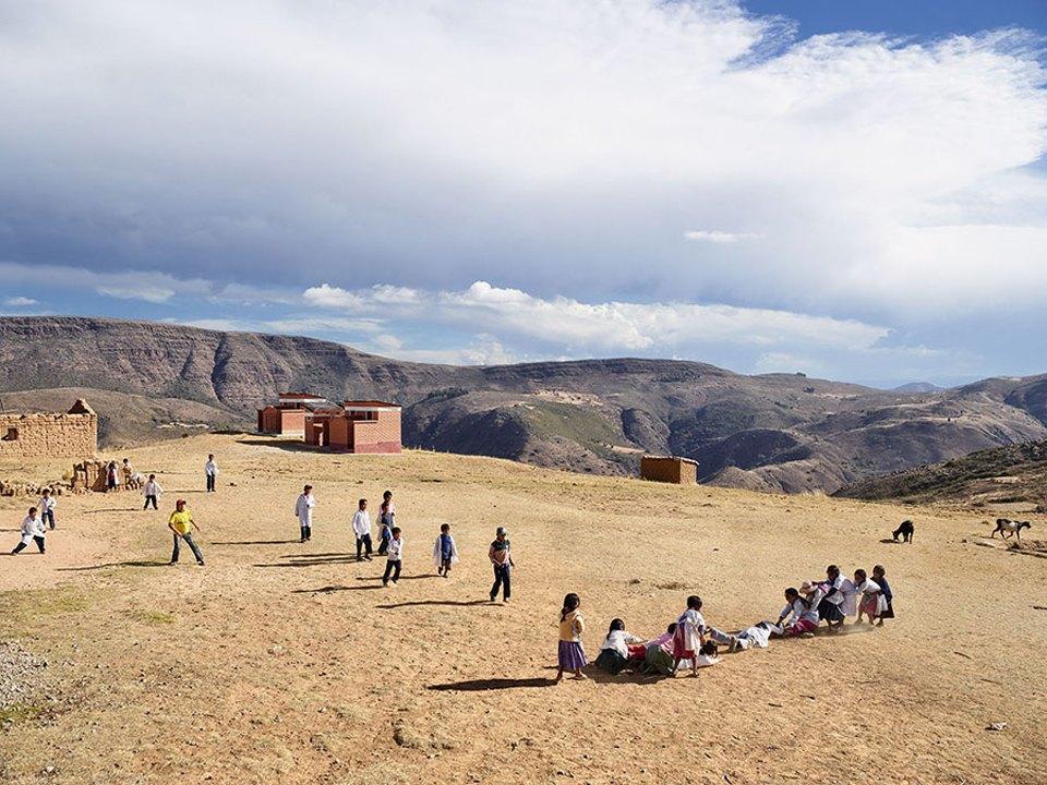 Фото: как выглядят детские площадки вразных странах мира . Изображение № 23.