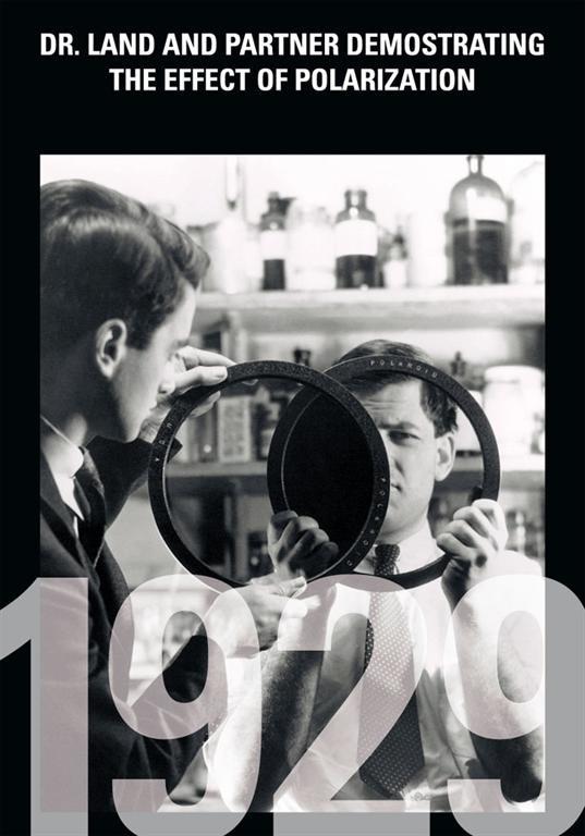 Архивные рекламные кампании Polaroid. Изображение № 1.