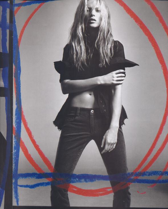 Kate Moss. Calvin Klein 2006. Изображение № 6.