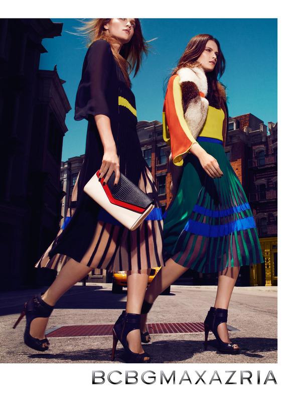 Новые кампании: Donna Karan, H&M, Mauro Grifoni, Stella McCartney, Sonya Rykiel. Изображение № 7.