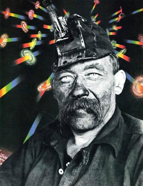 Клей, ножницы, бумага: 10 современных художников-коллажистов. Изображение № 93.
