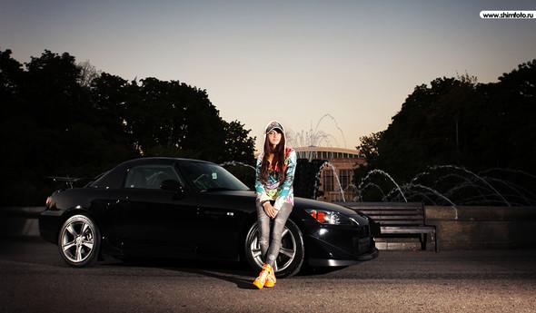 Honda S2000 & Kate Moon. Изображение № 6.