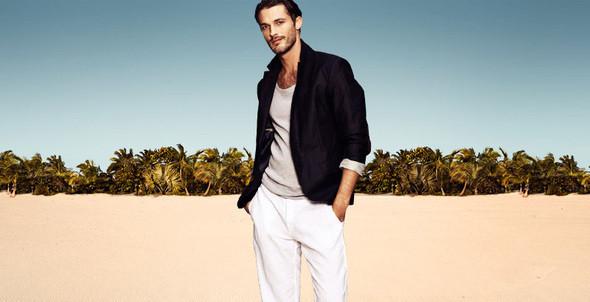 Изображение 2. Рекламные кампании: Cerruti, Lanvin и H&M.. Изображение № 6.
