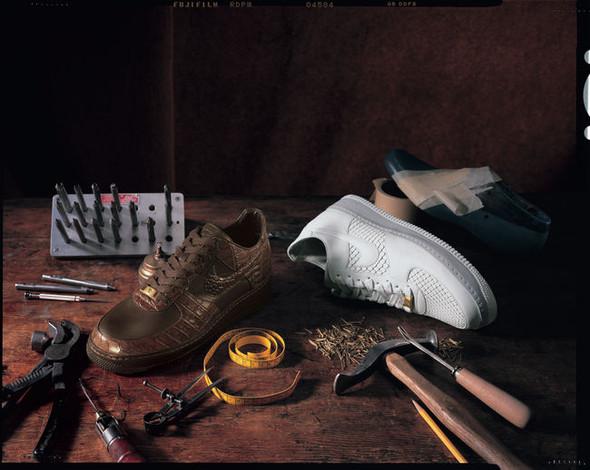 Nike Air Force 1 Duck Boot союз двух легенд. Изображение № 10.
