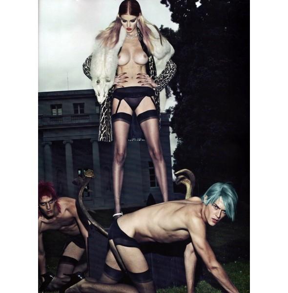 5 новых съемок: Interview, Purple Fashion и The Gentlewoman. Изображение № 27.