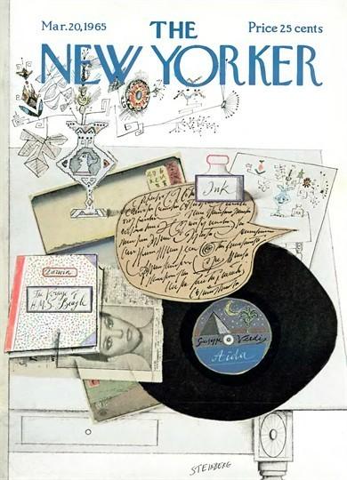 10 иллюстраторов журнала New Yorker. Изображение № 40.