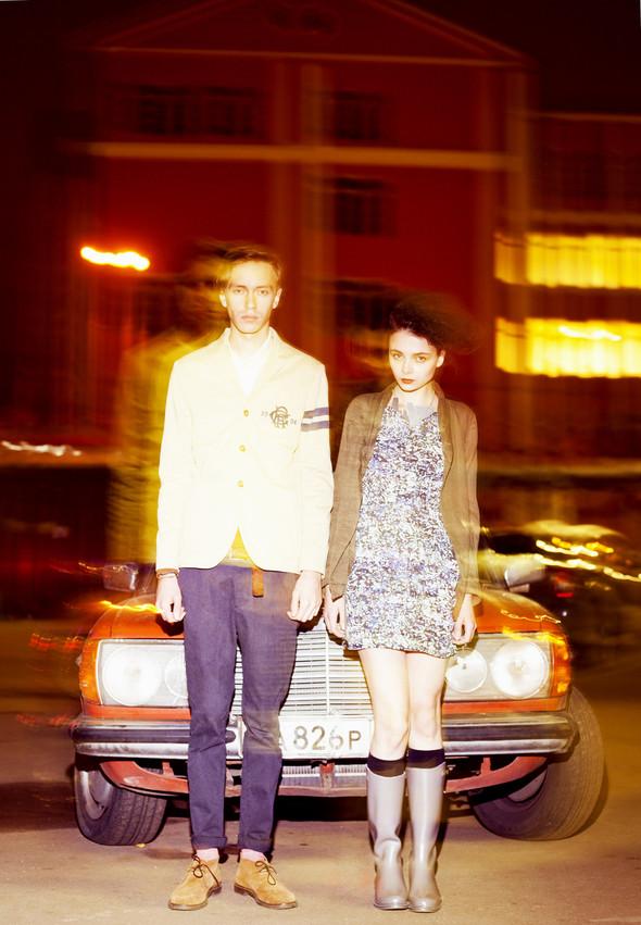 """Fast Fashion From New York"" lookbook. Изображение № 2."
