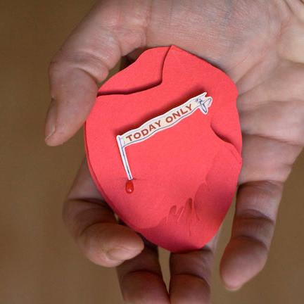 Анатомическая валентинка. Изображение № 1.