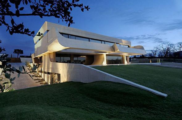 Изображение 11. Дом в Мадриде от студии A-cero.. Изображение № 11.