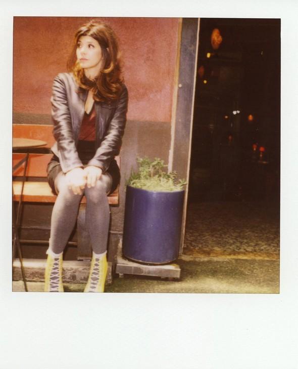 Scott Sternberg, старый поляроид иголливудские актрисы. Изображение № 12.