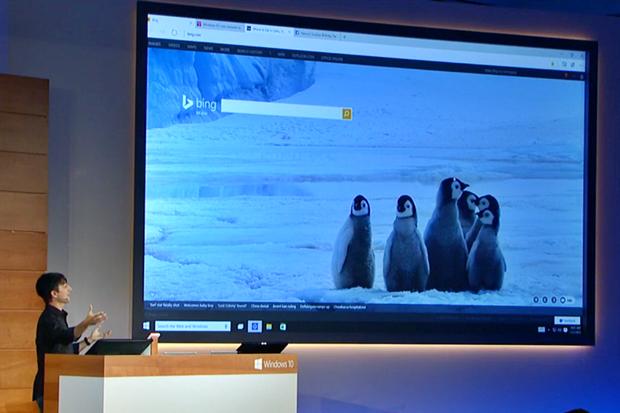 В Windows 10 будет новый браузер. Изображение № 1.