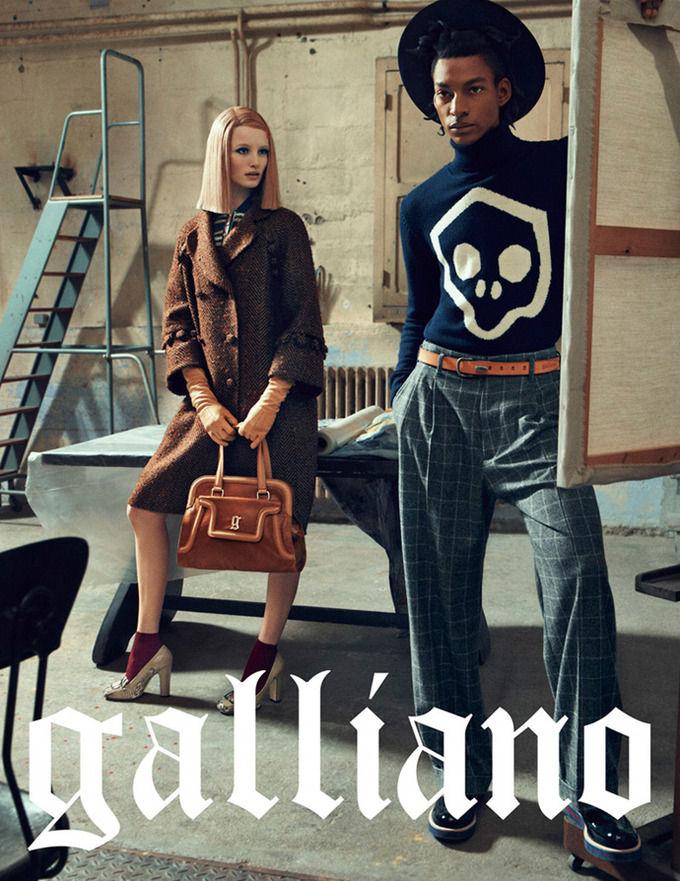 Вышли кампании Dior, Prada, Louis Vuitton и других марок. Изображение № 23.