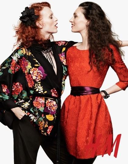 Кампания: H&M Holiday 2011. Изображение № 10.