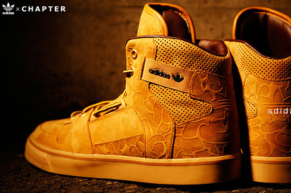 СHAPTER X ADIDAS HARDLAND (WHEAT). Изображение № 3.