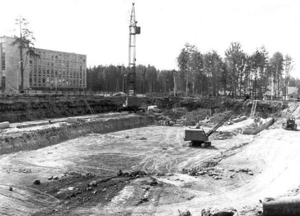 Заброшенный советский большой адронный коллайдер. Изображение № 4.