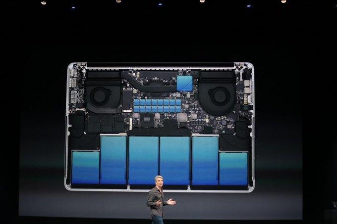 Трансляция: Apple представляет новые iPad и другие продукты. Изображение № 36.