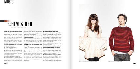 Лучшие журналы месяца на Issuu.com. Изображение № 39.