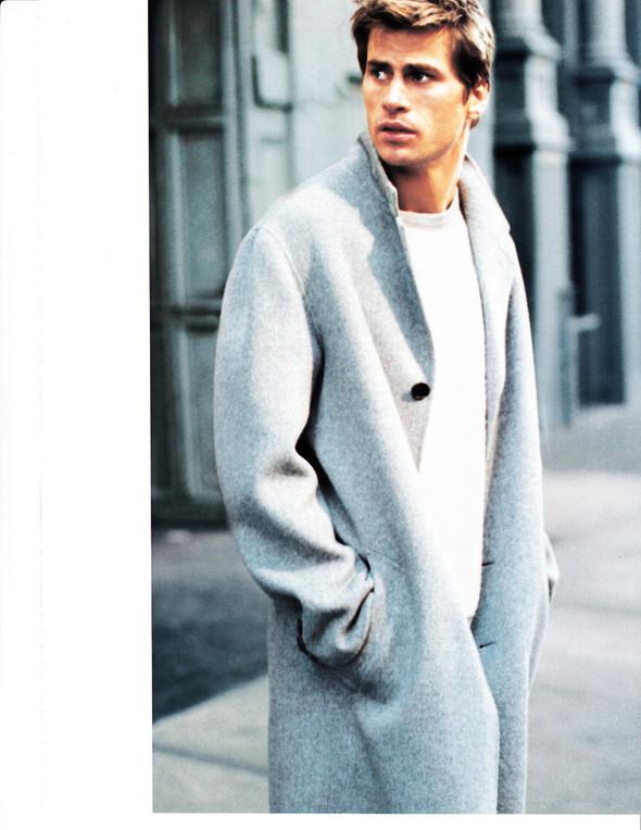 Архивная съёмка: Рекламная кампания DKNY за 1998 год. Изображение № 3.