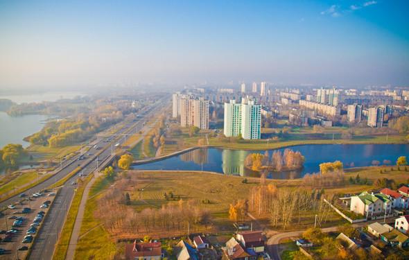 Другой ракурс города Минска. Изображение № 8.