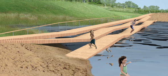 ДНК разработала проект средового дизайна Истринской долины. Изображение № 3.