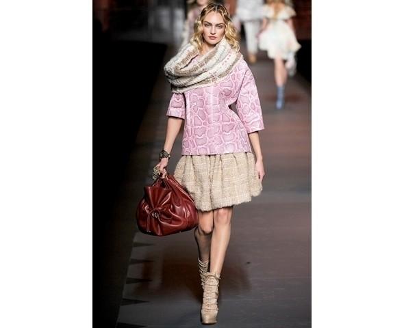 Показ Dior FW 2011. Изображение № 29.
