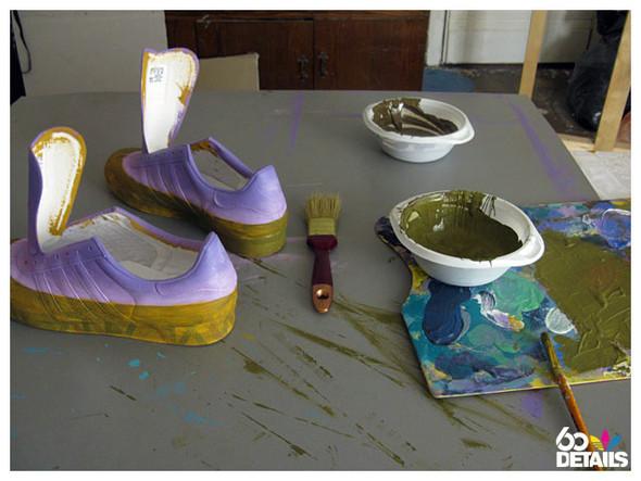 3D sculpture artist: Edik Katykhin (process). Изображение № 17.