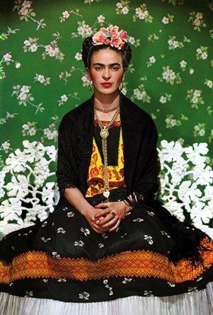 В Мексике впервые покажут гардероб Фриды Кало. Изображение № 2.