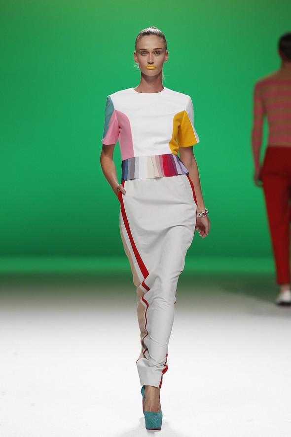 Madrid Fashion Week SS 2012: Davidelfin. Изображение № 10.