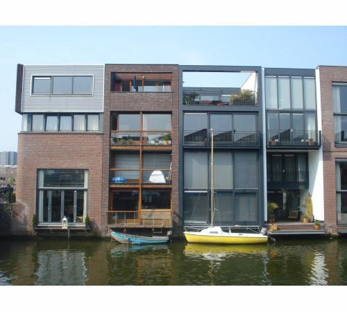 Изображение 73. 10 необычных жилых кварталов.. Изображение № 65.