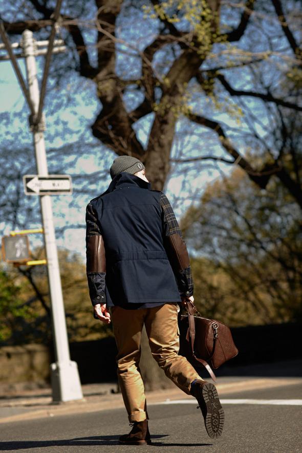 Новые мужские лукбуки Louis Vuitton, Marc Jacobs и Fred Perry. Изображение № 46.
