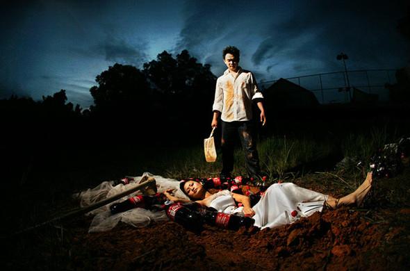 Trash the Dress: смерть свадебному платью!. Изображение № 28.