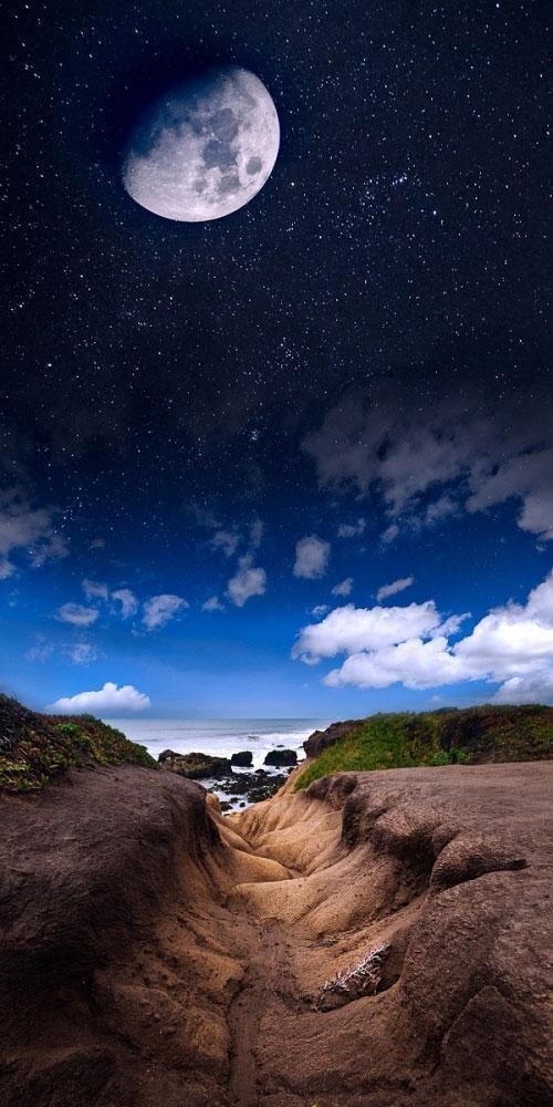Изображение 6. Красота неба и земли Натана Споттса (Nathan Spotts).. Изображение № 6.