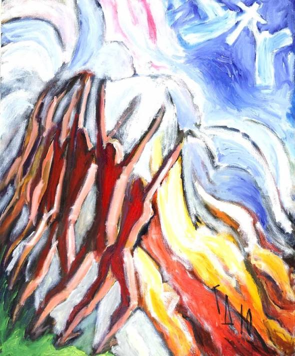 """Выставка работ доктора искусства Г. Дембовского """"Экспрессия"""". Изображение № 1."""