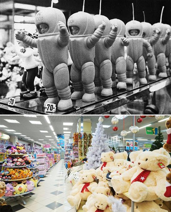 Как изменились прилавки магазинов за 20 лет. Изображение № 13.