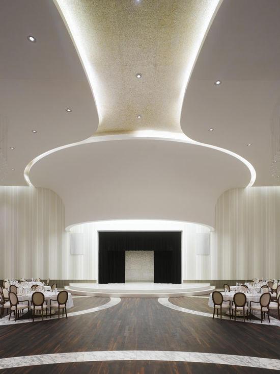 ПРОЕКТ: Дворец в Ташкенте. «Международный дом форумов». Изображение № 5.