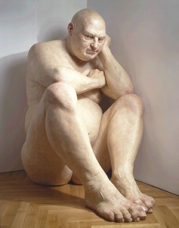 Гипернатуралистичные миры скульптора Рона Мьюека. Изображение № 14.