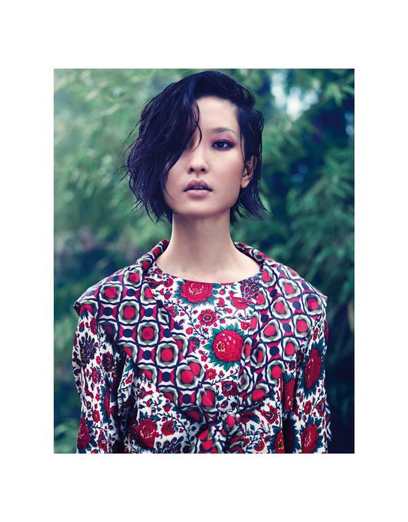 Съёмка: Ду Цзюань для Vogue. Изображение № 7.