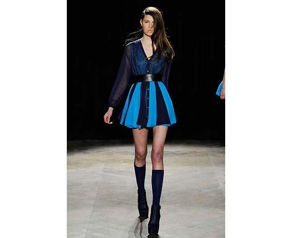 Неделя моды в Нью-Йорке: второй день. Изображение № 83.