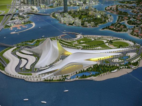Старый новый Дубай. Изображение № 7.