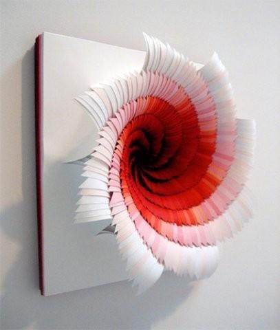 Бумажное искусство. Изображение № 20.