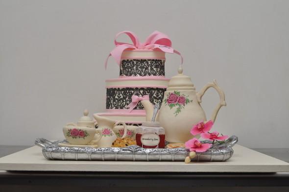 Невероятные торты от Сильвии Вейнсток. Изображение № 46.
