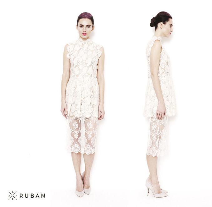 Ruban выпустили лукбук весенне-летней коллекции. Изображение № 3.