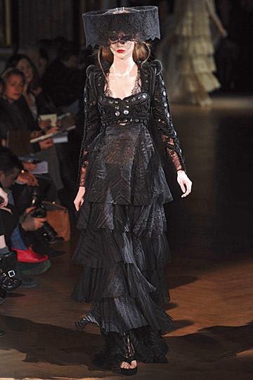 Неделя моды в Париже: Haute Couture. Изображение № 58.
